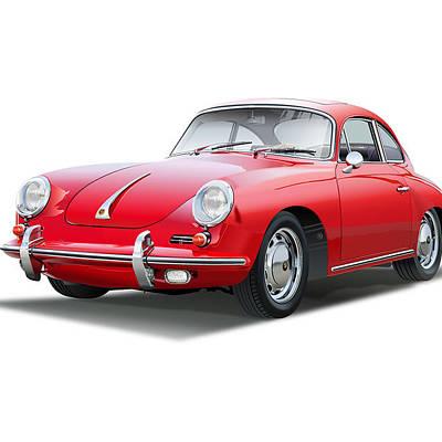 Designs Similar to Porsche 356 No Background