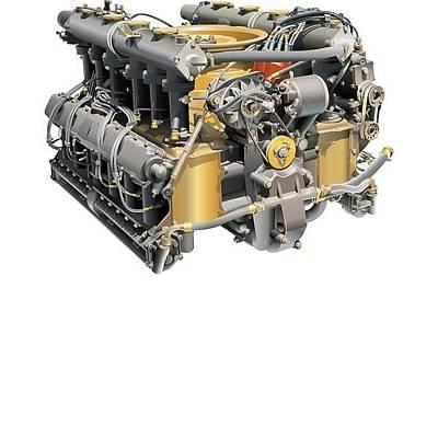 Designs Similar to Porsche 917 Engine