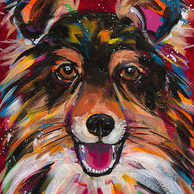 Designs Similar to Sheltie Smile by Tracy Miller
