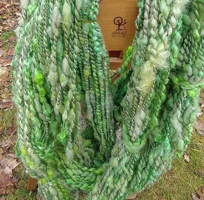 Photograph - Moss People Textured Yarn 1 by Charles and Melisa Morrison