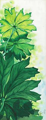 Designs Similar to Shefflera by Rosemary Craig