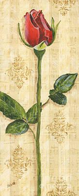 Rose Garden Art Prints
