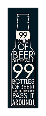 Designs Similar to 99 Bottles Of Beer