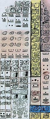 Dresden Codex Posters