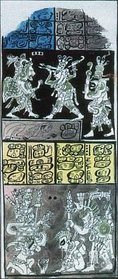 Dresden Codex Art Prints