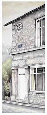 Brick Schools Drawings Prints