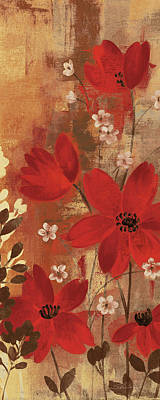 Designs Similar to Floral Symphony Red I