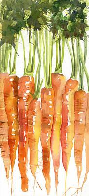 Carrot Original Artwork
