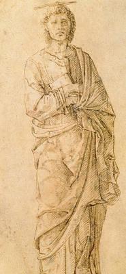 St John The Evangelist Drawings Prints