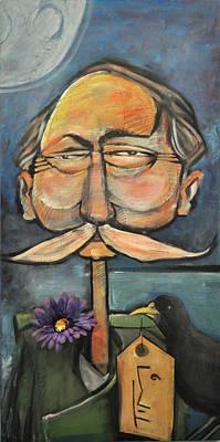 Mustaches Original Artwork