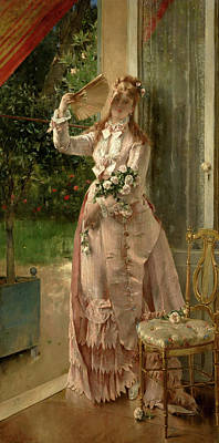 Designs Similar to Summer, 1877 by Alfred Stevens