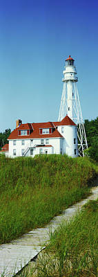 Rawley Point Lighthouse Photographs