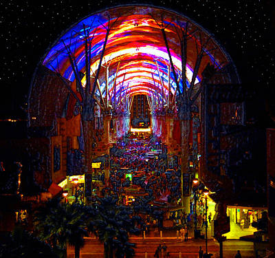 Designs Similar to A Night On Fremont Street
