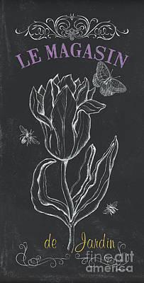 Tulip Bloom Paintings