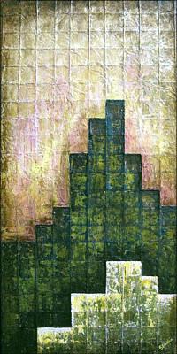 Linear Paintings Original Artwork