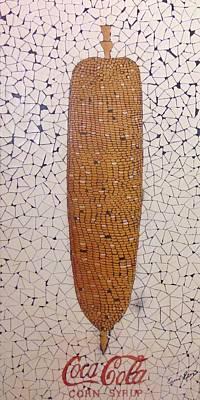 Emil Bodourov: Corn Art