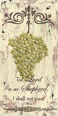 Grape Bunch Art Prints