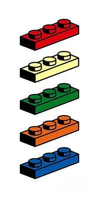 Designs Similar to Lego T-shirt Pop Art