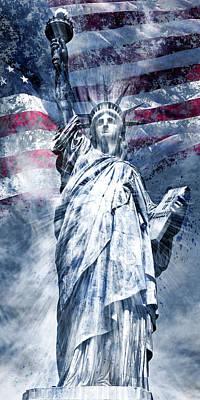 Designs Similar to Modern Art Statue Of Liberty