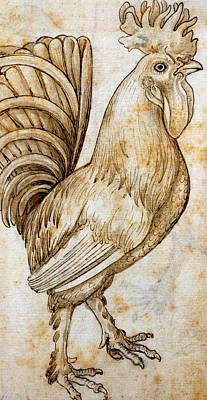 Designs Similar to Rooster by Leonardo da Vinci