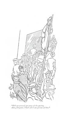 Telephone Poles Drawings
