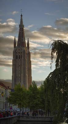 Designs Similar to Golden Hour Church Glow