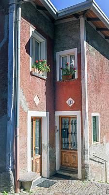 Designs Similar to House In Vezio Lake Como Italy