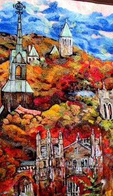Tapestry Needle Felting Art