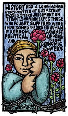 Oppression Mixed Media