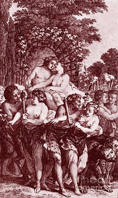Designs Similar to Bacchus And Ariadne