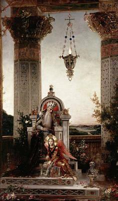 Designs Similar to King David by Gustave Moreau