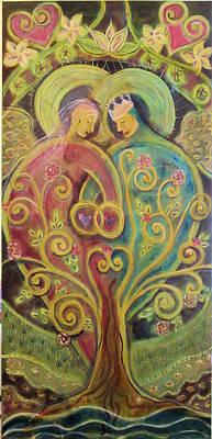 Altruism Paintings Original Artwork