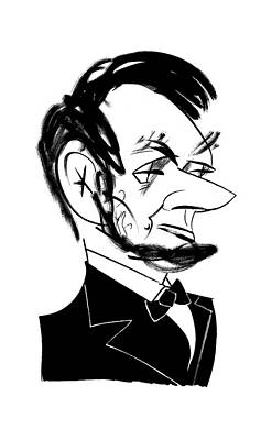 Designs Similar to Abraham Lincoln by Tom Bachtell