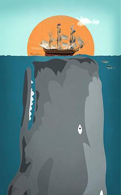 Designs Similar to The Big Fish by Mark Ashkenazi