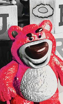 Designs Similar to Fluffy Fantasy Bear