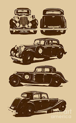 Designs Similar to Jaguar Mark Iv Ss 2.5 Saloon