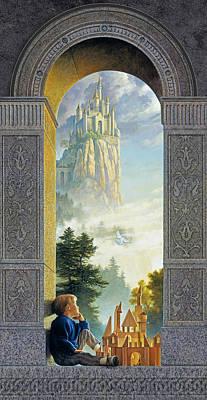 Castles Paintings