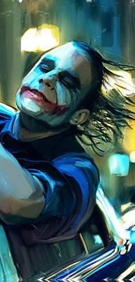 Gotham Digital Art