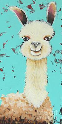 Llama Original Artwork