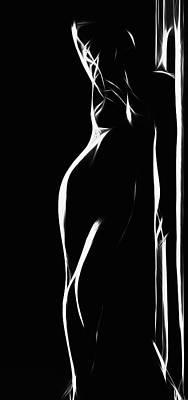 Naked Digital Art