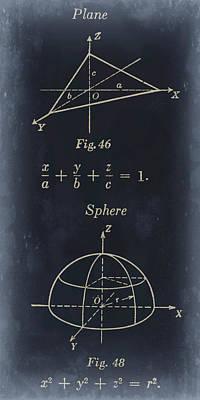 Mathematics Paintings