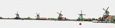 Arie Van Garderen: Holland Art