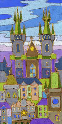 Designs Similar to Prague Panorama