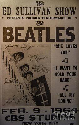 Rock And Roll Memorabilia Prints