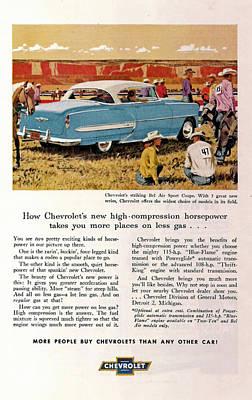 Designs Similar to Chevrolet Bel Air 1953