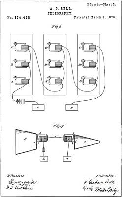 Designs Similar to Bell's Telephone Patent