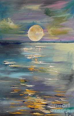 Planetoid Paintings Prints