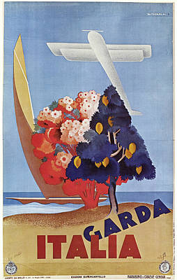 Designs Similar to Poster Italy, 1935 by Granger