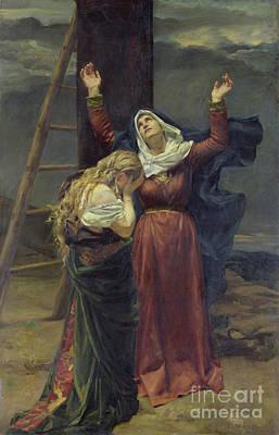 Jean Joseph Weerts Paintings