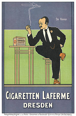 Designs Similar to Ad Cigarettes, 1897 by Granger